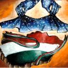 Nagy Eszter - Gabrella Huneens: Vértanú föld